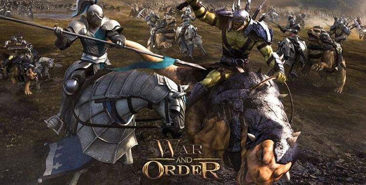 Hình ảnh optimized l8ik của Tải War and Order: Game chiến thuật xây dựng quân đội đánh chiếm tại HieuMobile