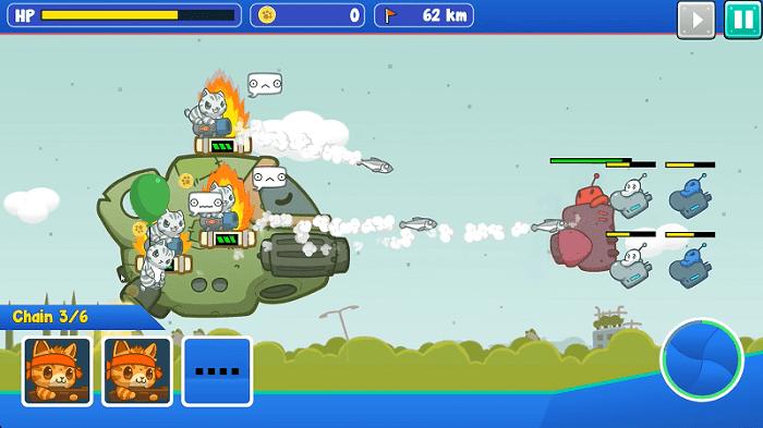 Hình ảnh optimized q6ni của Tải game Naughty Kitties: Đại chiến vũ trụ của thế giới loài mèo tại HieuMobile