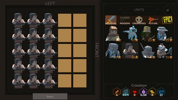 Hình ảnh optimized stxg của Tải Tactical Battle Simulator: Game nhập vai dàn trận phong cách khối vuông tại HieuMobile