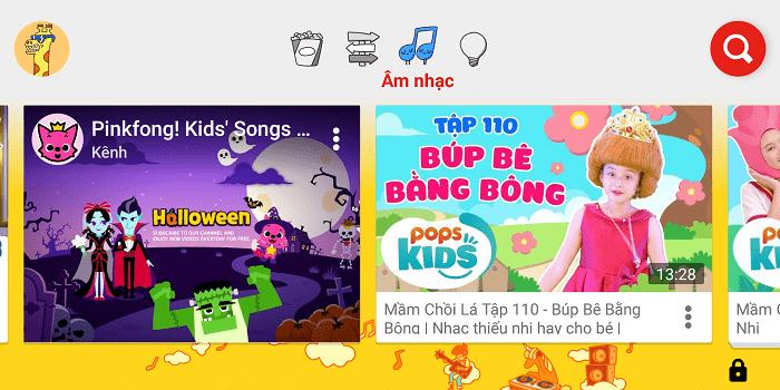 Hình ảnh optimized uk9s của Tải YouTube Kids: Youtube dành riêng cho trẻ em học tập và vui chơi tại HieuMobile
