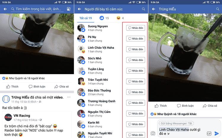 Hình ảnh optimized vrtp của Cách tag để nhắc một người vào bình luận Facebook trên điện thoại và máy tính tại HieuMobile