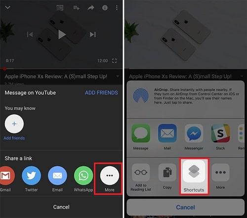 Hình ảnh optimized xa25 của Mẹo tải video Youtube về iPhone bằng trợ lý ảo Siri trên iOS 12 độc đáo tại HieuMobile