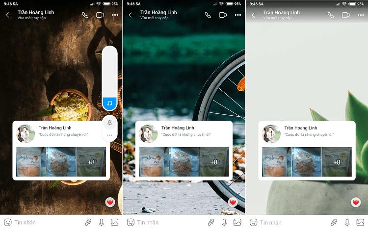 Hình ảnh optimized xaqi của Hướng dẫn đổi hình nền cho giao diện nhắn tin trên Zalo tại HieuMobile