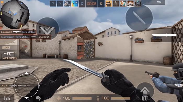 Hình ảnh optimized y9ln của Tải Standoff 2: Game đấu súng FPS cho điện thoại rất giống CSGO tại HieuMobile
