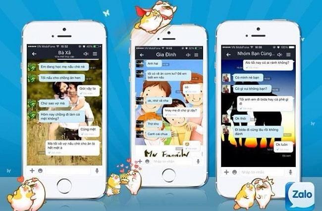 Hình ảnh optimized yaon của Hướng dẫn đổi hình nền cho giao diện nhắn tin trên Zalo tại HieuMobile