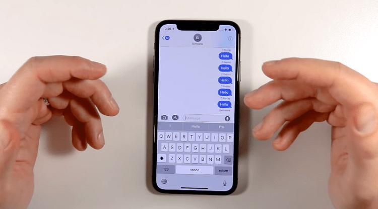 Hình ảnh optimized ycin của Cách gửi 1 tin nhắn tới nhiều số điện thoại cho iPhone bằng Siri Shortcuts tại HieuMobile