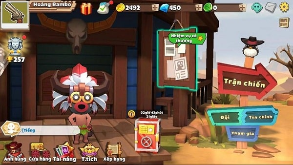 Hình ảnh optimized yh0w của Tải West Legends: Game moba phiên bản bắn súng cao bồi tại HieuMobile