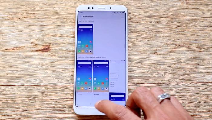 Hình ảnh se 1 của Hướng dẫn chụp ảnh màn hình kéo dài toàn bộ nội dung trên máy Xiaomi tại HieuMobile