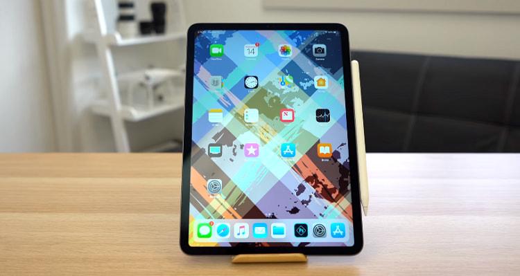 iPad Pro 2018 đã loại bỏ nút Home vậy làm sao để chụp ảnh màn hình?
