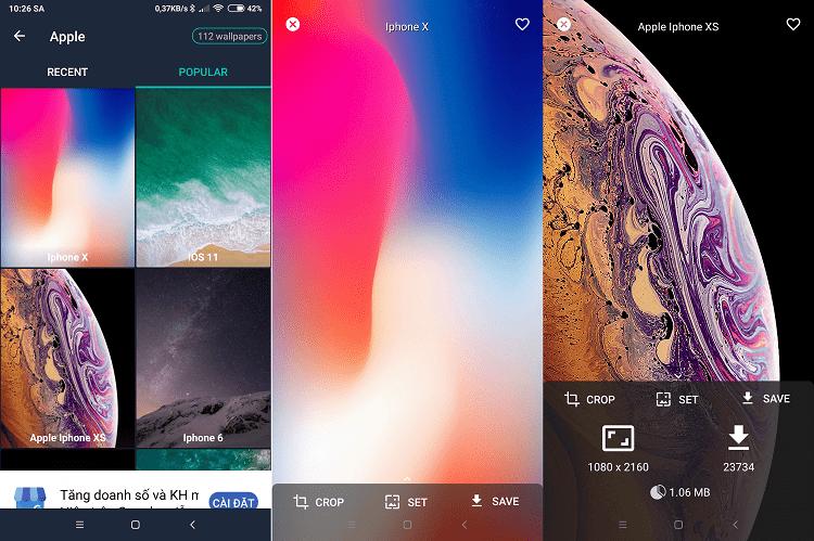 Hình ảnh optimized 0nvf của Tải Wallp Stock HD Wallpapers: Hình nền mặc định của tất cả hãng điện thoại tại HieuMobile