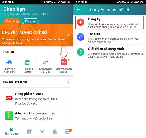 Hình ảnh optimized 0vaj của Đăng ký và tra cứu tiến trình chuyển mạng giữ số bằng My Viettel tại nhà tại HieuMobile