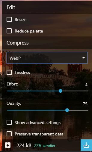 Hình ảnh optimized 1fnt của Squoosh: Công cụ nén ảnh của Google, có thể đổi định dạng WebP tại HieuMobile