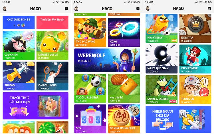 Hình ảnh optimized 3ee1 của Tải Hago: Chơi mini game và giao lưu kết bạn trực tuyến cùng người lạ tại HieuMobile