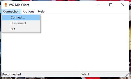 Hình ảnh optimized 3m9h 1 của Mẹo biến điện thoại thành micro thu âm không dây cho PC bằng Wifi tại HieuMobile