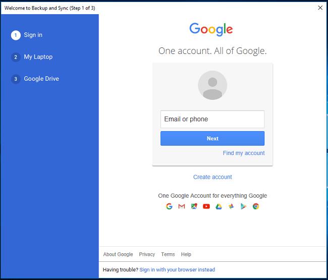 Hình ảnh optimized bdv6 của Biến Google Drive thành một thư mục trên máy tính để sử dụng nhanh hơn tại HieuMobile