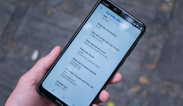 Hình ảnh optimized cla9 của Hướng dẫn bật tắt thiết kế tai thỏ cho Nokia 5.1 và 6.1 Plus dễ dàng tại HieuMobile