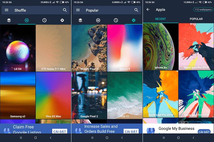 Hình ảnh optimized fl69 của Tải Wallp Stock HD Wallpapers: Hình nền mặc định của tất cả hãng điện thoại tại HieuMobile