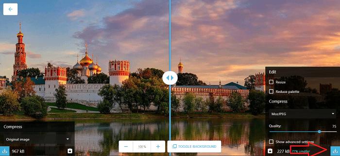 Hình ảnh optimized ihlx của Squoosh: Công cụ nén ảnh của Google, có thể đổi định dạng WebP tại HieuMobile