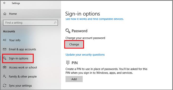 Hình ảnh optimized iris của Hướng dẫn đặt và xóa mật khẩu khi khởi động máy tính Win 7 và 10 tại HieuMobile