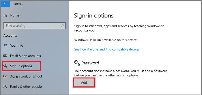 Hình ảnh optimized jnam của Hướng dẫn đặt và xóa mật khẩu khi khởi động máy tính Win 7 và 10 tại HieuMobile