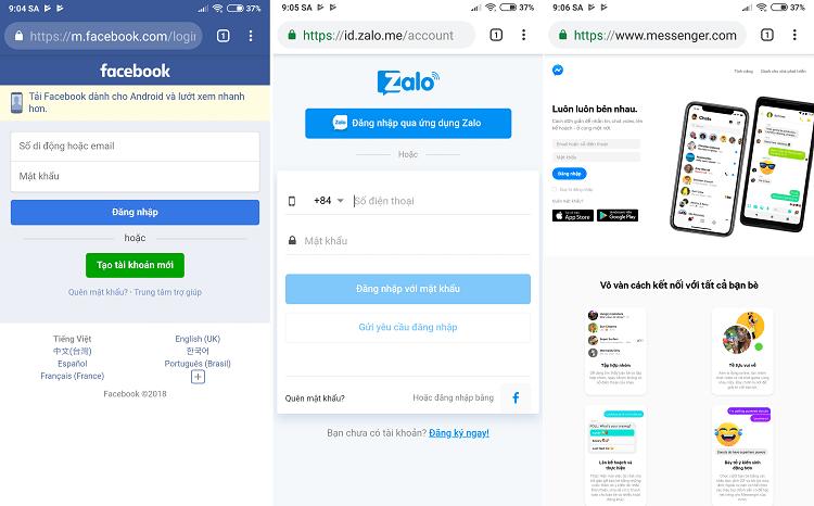 Hình ảnh optimized m1kf của Cách dùng nhiều tài khoản Zalo, Facebook khác nhau trên một điện thoại tại HieuMobile
