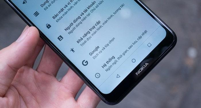 Hình ảnh optimized rjae của Hướng dẫn bật tắt thiết kế tai thỏ cho Nokia 5.1 và 6.1 Plus dễ dàng tại HieuMobile