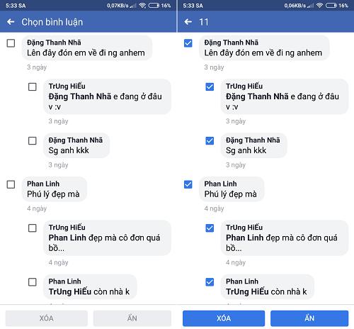 Hình ảnh optimized rnbg của Cách xóa và ẩn hàng loạt bình luận của người khác trên Facebook tại HieuMobile