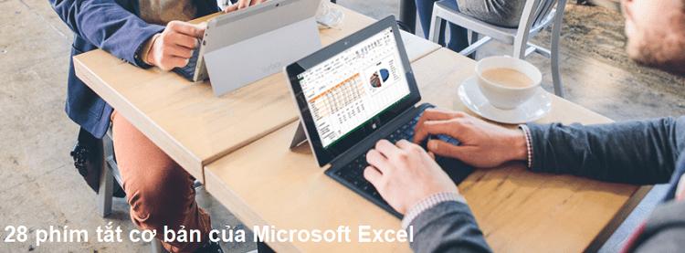 Hình ảnh optimized s1ew của 28 phím tắt cơ bản của Microsoft Excel mà dân văn phòng cần biết tại HieuMobile