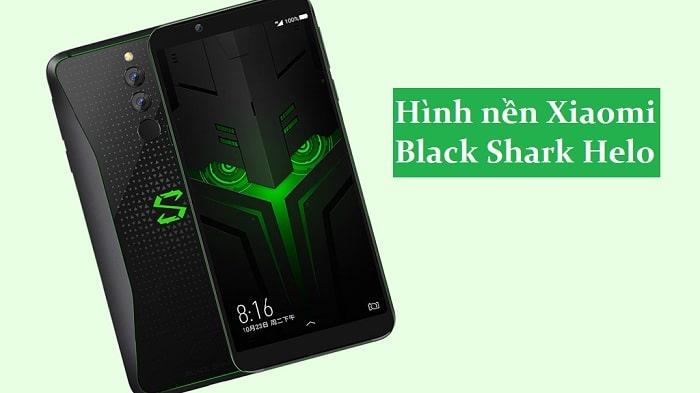 Hình ảnh optimized sfne của Chia sẻ bộ hình nền mặc định cực ngầu của Xiaomi Black Shark Helo tại HieuMobile