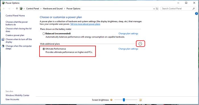 Hình ảnh optimized x9ek của Cách tăng hiệu suất tối đa cho laptop Win 10 không cần phần mềm tại HieuMobile