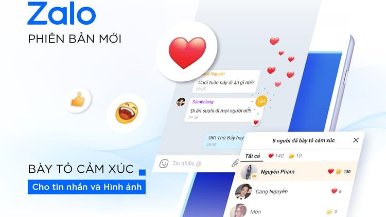 Hình ảnh IMG_20181212_101557 1 của Hướng dẫn thả tim và bày tỏ cảm xúc trong khi nhắn tin trên Zalo tại HieuMobile