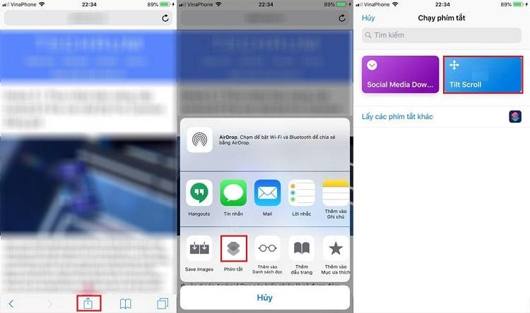 Hình ảnh optimized 2iow của Tự động cuộn trang web theo hướng nghiêng cho iPhone, iPad tại HieuMobile