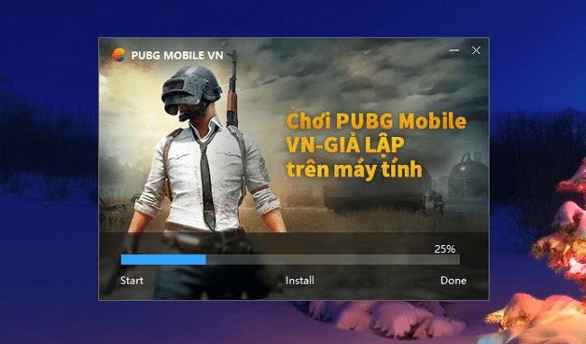 Hình ảnh optimized 7rzg của VNG phát hành phần mềm giả lập chơi PUBG Mobile VN cho máy tính tại HieuMobile