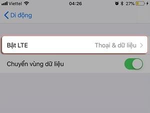 Hình ảnh optimized fe69 của Tự sửa lỗi kết nối mạng di động trên iPhone khi cập nhật iOS 12.1.2 tại HieuMobile