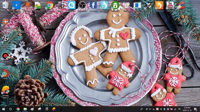 Hình ảnh optimized ff7r của Giáng Sinh rồi mau đổi hình nền và thêm hiệu ứng tuyết rơi cho máy tính đi tại HieuMobile