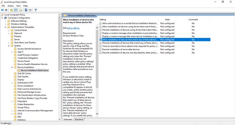 Hình ảnh optimized g3yn của Cách thiết lập giúp máy tính chặn mọi USB lạ khi cắm vào tại HieuMobile