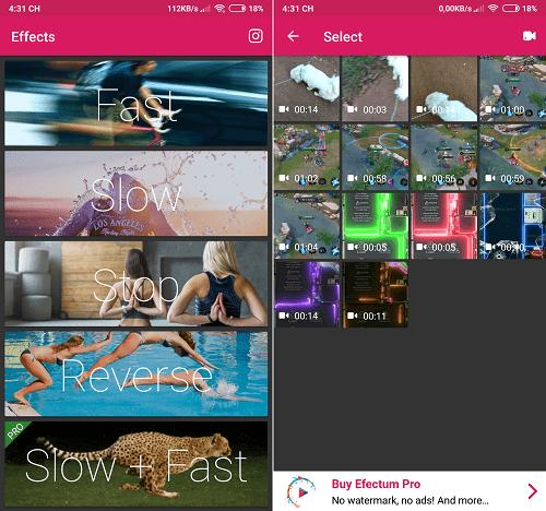 Hình ảnh optimized hrdd của Hướng dẫn tạo video quay đảo ngược độc đáo trên Android và iOs dễ dàng tại HieuMobile