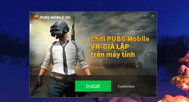 Hình ảnh optimized isc0 của VNG phát hành phần mềm giả lập chơi PUBG Mobile VN cho máy tính tại HieuMobile