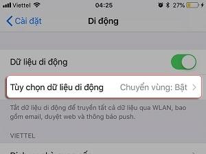 Hình ảnh optimized ljcx của Tự sửa lỗi kết nối mạng di động trên iPhone khi cập nhật iOS 12.1.2 tại HieuMobile