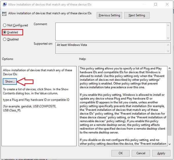 Hình ảnh optimized ly4a của Cách thiết lập giúp máy tính chặn mọi USB lạ khi cắm vào tại HieuMobile