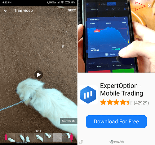 Hình ảnh optimized rkhl của Hướng dẫn tạo video quay đảo ngược độc đáo trên Android và iOs dễ dàng tại HieuMobile