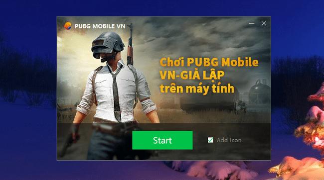 Hình ảnh optimized t0ud của VNG phát hành phần mềm giả lập chơi PUBG Mobile VN cho máy tính tại HieuMobile