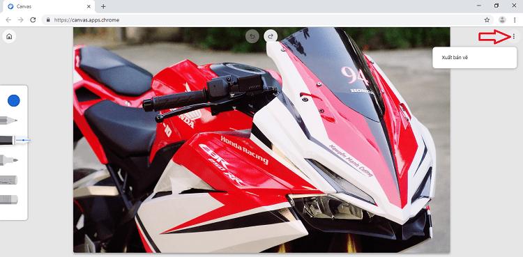 Hình ảnh optimized wrtl của Dùng thử Chrome Canvas: Công cụ vẽ, ghi chú trực tuyến do Google phát triển tại HieuMobile