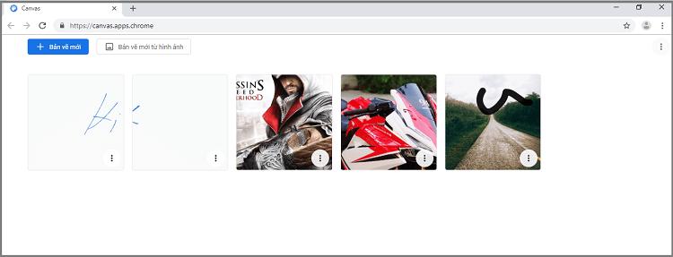 Hình ảnh optimized xqcy của Dùng thử Chrome Canvas: Công cụ vẽ, ghi chú trực tuyến do Google phát triển tại HieuMobile
