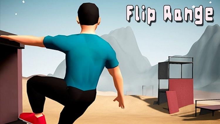 Hình ảnh optimized 0pll của Tải game Flip Range: Vào vai vận động viên nhào lộn parkour mạo hiểm tại HieuMobile