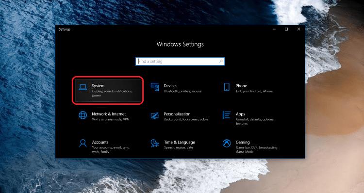 Hình ảnh optimized aa7j của Tắt thông báo từ hệ thống và phần mềm cho máy tính Windows 10 tại HieuMobile
