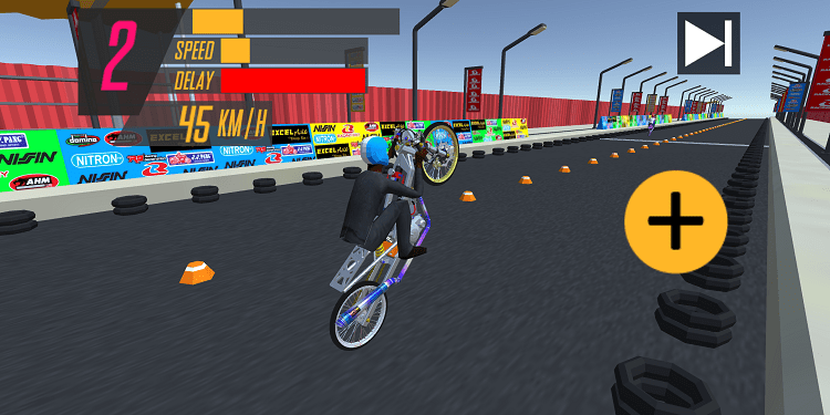 Hình ảnh optimized afel của Tải Drag King: Game đua xe Drag y như thật cho dân Racing Boy tại HieuMobile