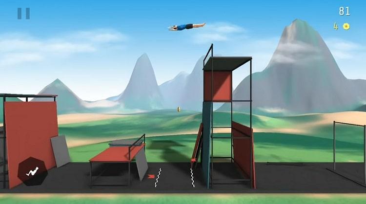 Hình ảnh optimized aqyw của Tải game Flip Range: Vào vai vận động viên nhào lộn parkour mạo hiểm tại HieuMobile