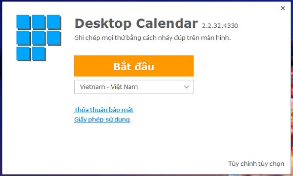 Hình ảnh optimized e4df của Tải Desktop Calendar: Tạo ghi chú lên lịch ngay trên màn hình máy tính tại HieuMobile