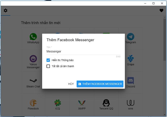 Hình ảnh optimized eijf của Cách sử dụng Zalo, Messenger, Skype... nhanh trên một tab Chrome duy nhất tại HieuMobile